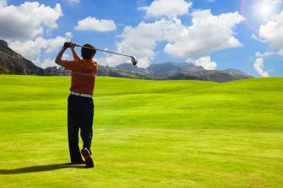 taking advantage of career opportunities with golf