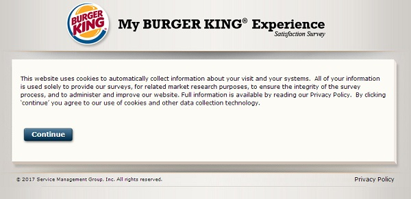www.bk-feedback-se.com | Get A Free Burger King Drink Or Fries