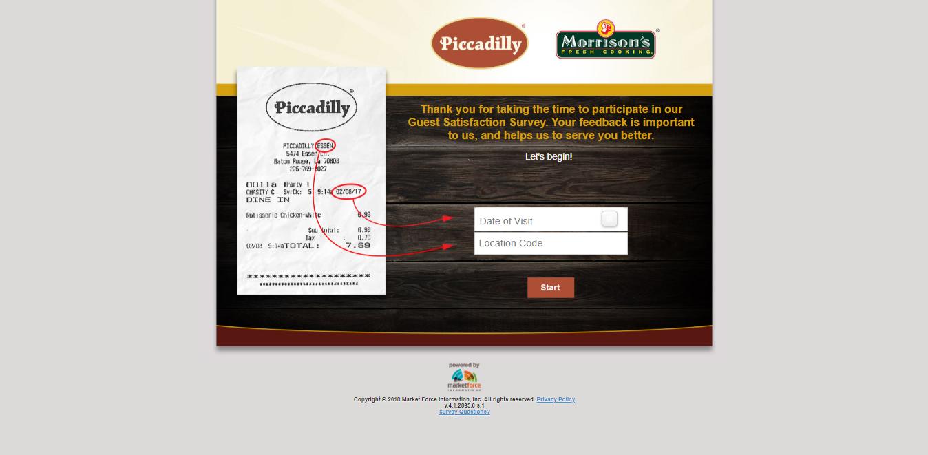 www.piccadillyguestexperience.survey.marketforce.com/