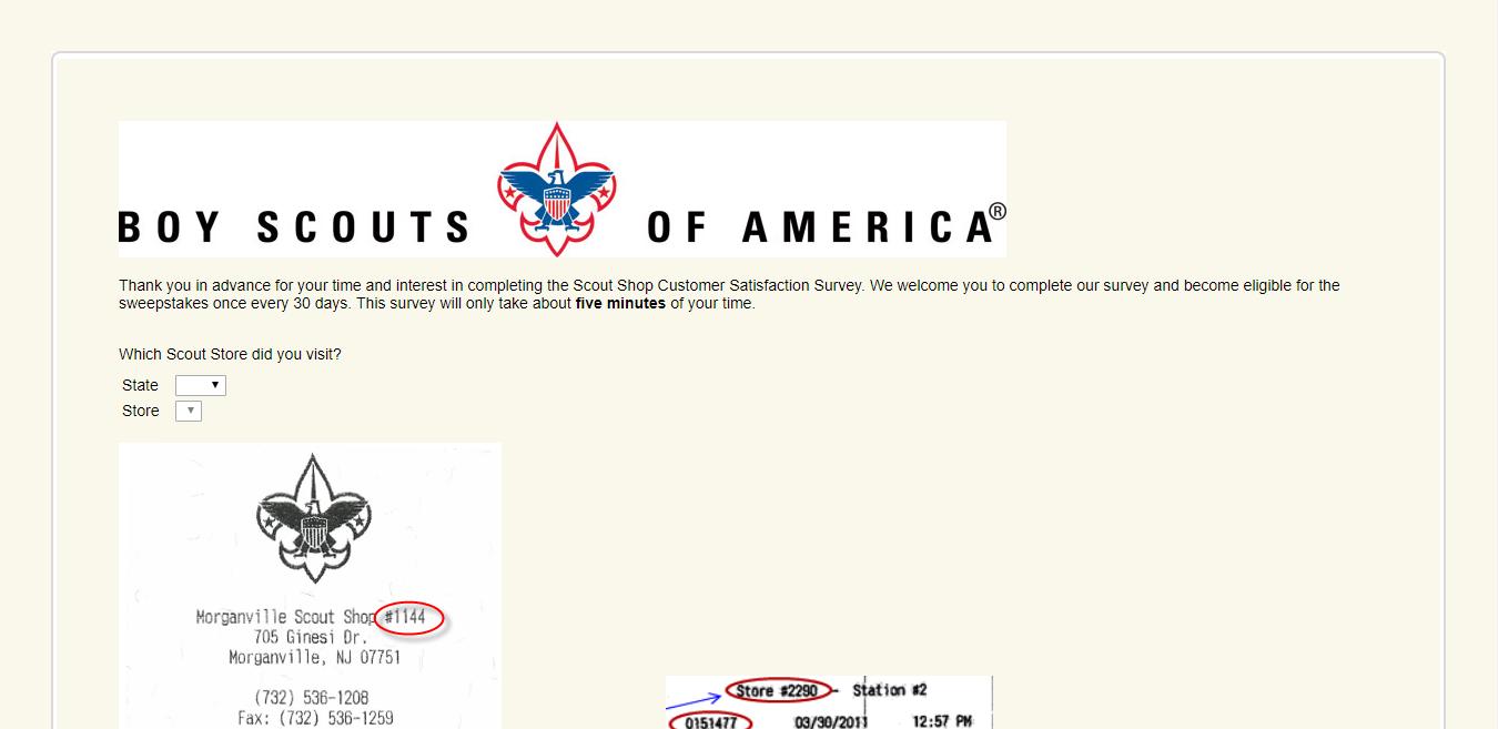 www.scoutstuff.org/survey