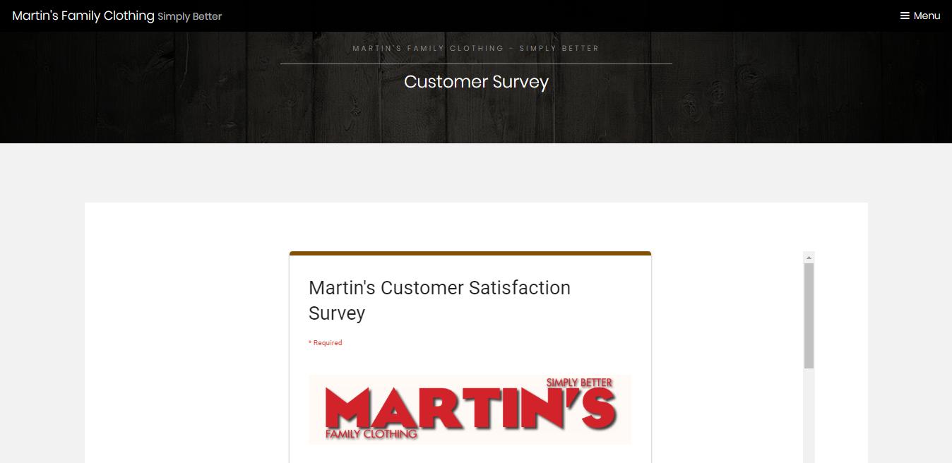 www.martinsfc.com/survey/
