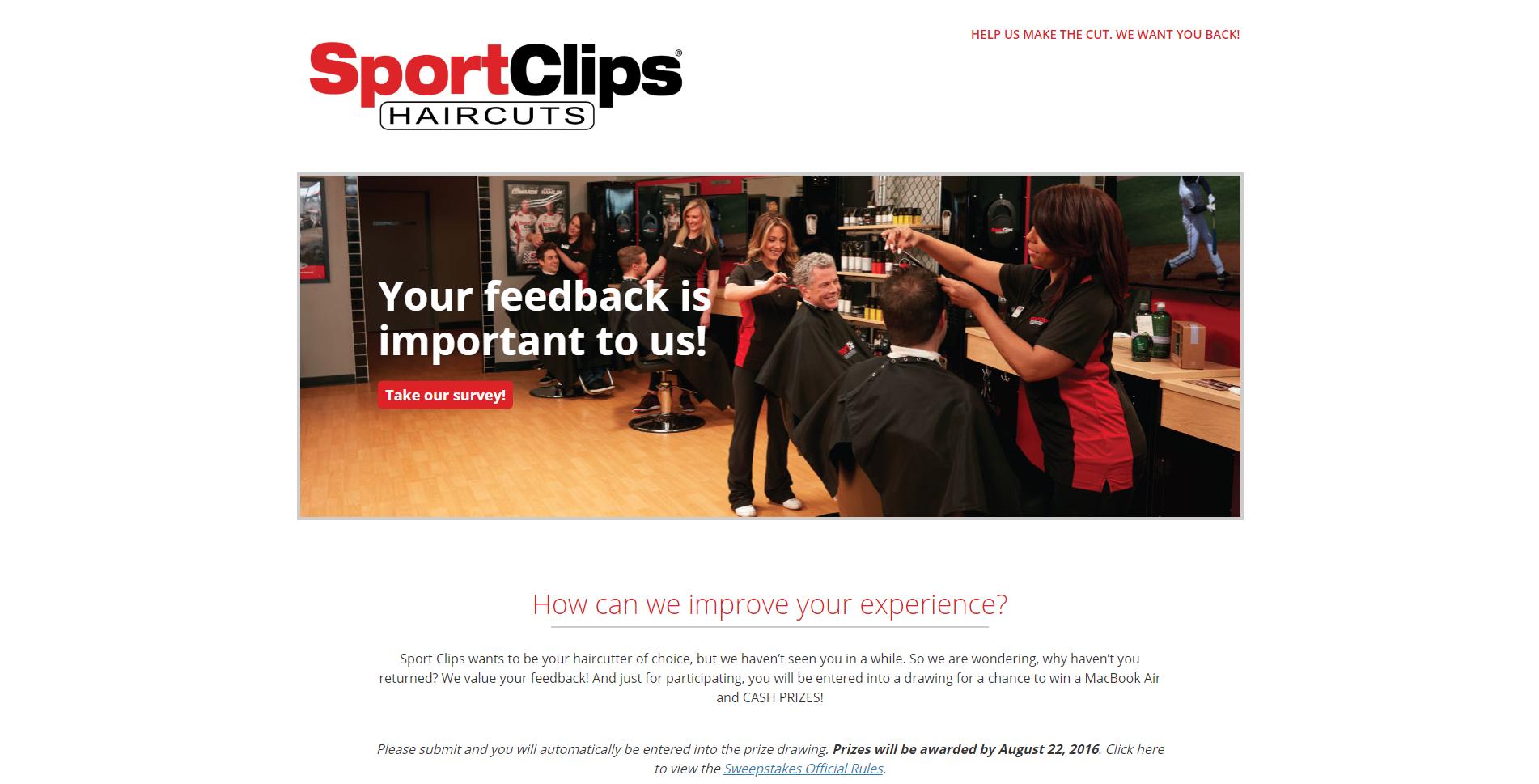 sportclipsfeedback.com