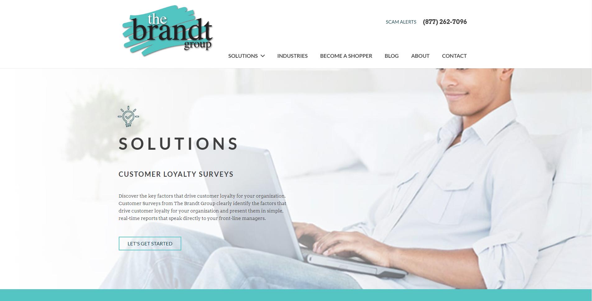 thebrandtgroup.com/customer-experience-surveys/