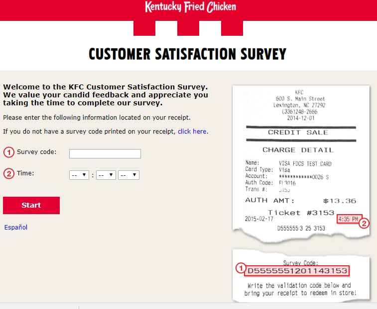 KFC Go Cup Survey