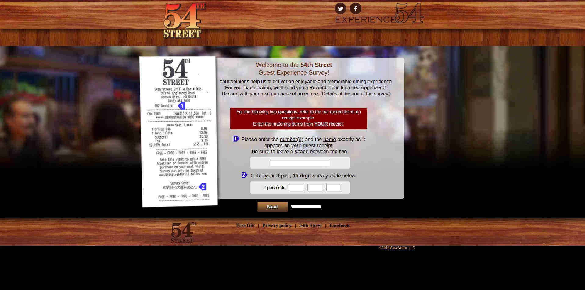 www.54ThStreetGrill.tellcv.com