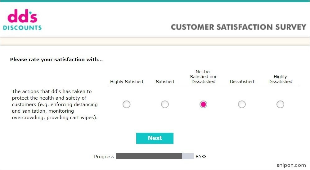 Now Rate Your Satisfaction & Provide Suggestions - DDSListens