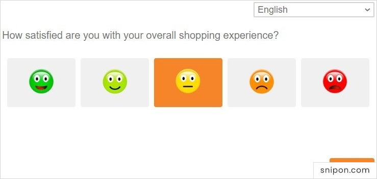 Rate Your Overall Satisfaction - shaws.com/survey