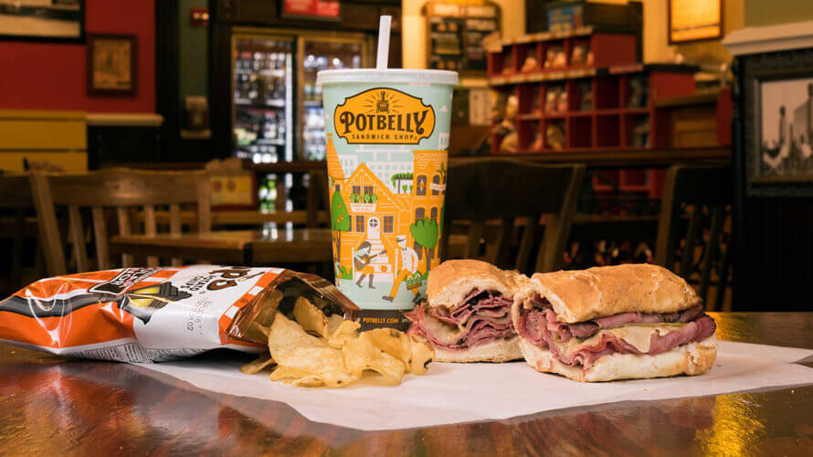 Potbelly Restaurant
