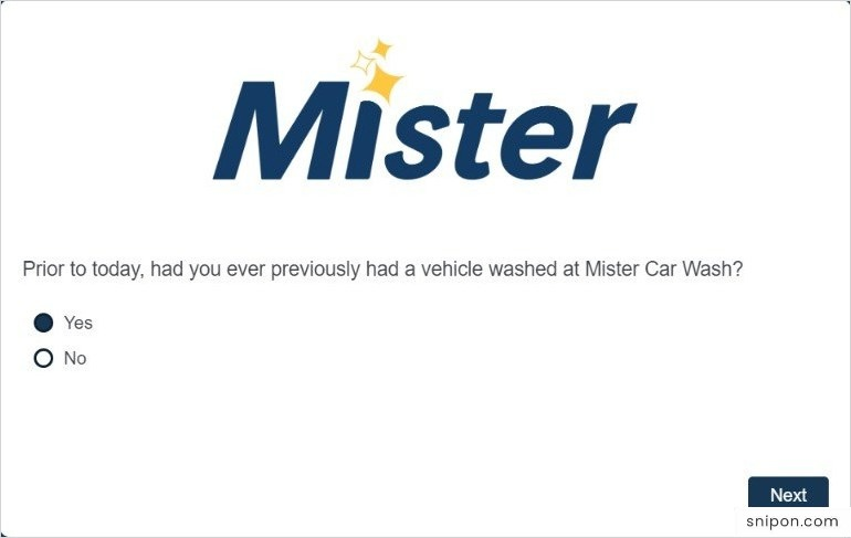 Tell About Your Past Experience With Mister Car Wash - TellMister