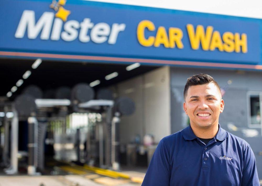 Mister Car Wash