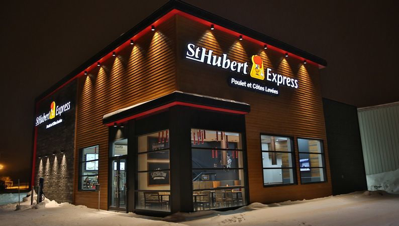 St Hubert Express