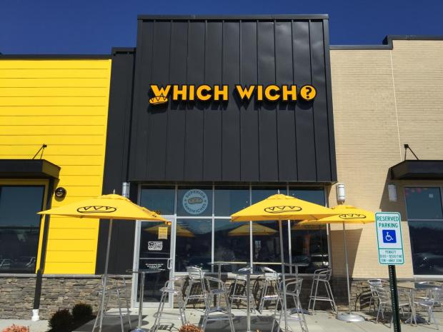Which Wich Lake Forest