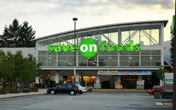 Save-On-Foods Store
