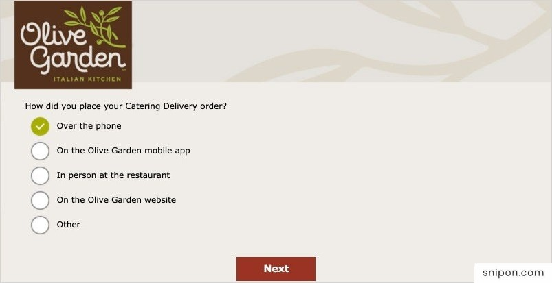 Tell How Did You Placed Order & Rate Overall Satisfaction