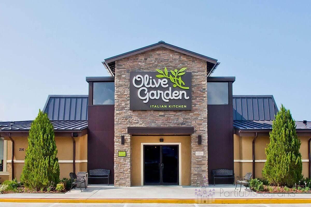 Oliver Garden Orlando