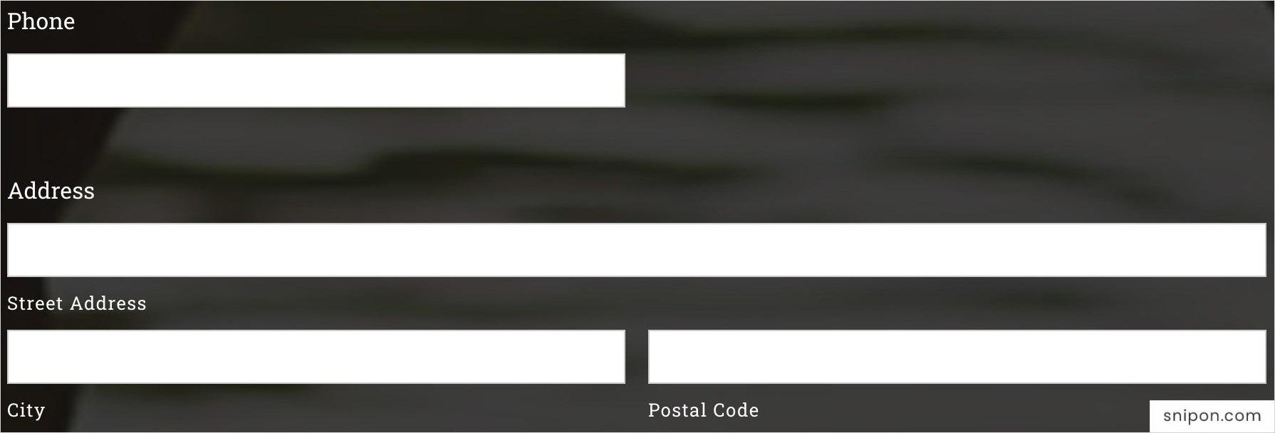 Enter Phone & Email Address - Turtle Jack's Survey