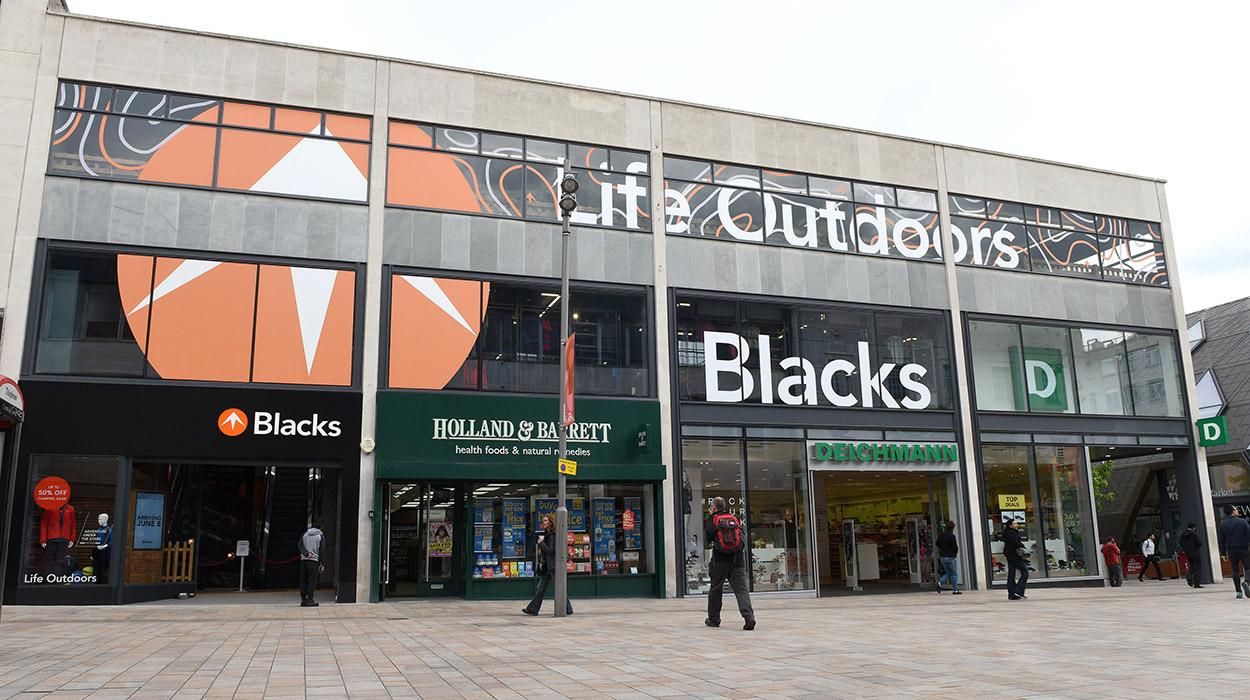 Blacks Outdoor Retail